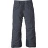 Patagonia Boys Snowshot Insulated Pant Smolder Blue